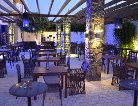 The Taverna a la carte restaurant