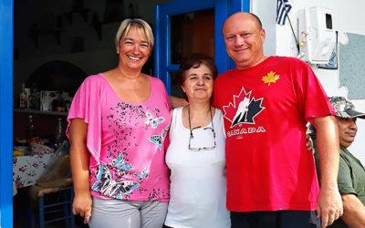 Radek a Eliška – Mirtos 2019